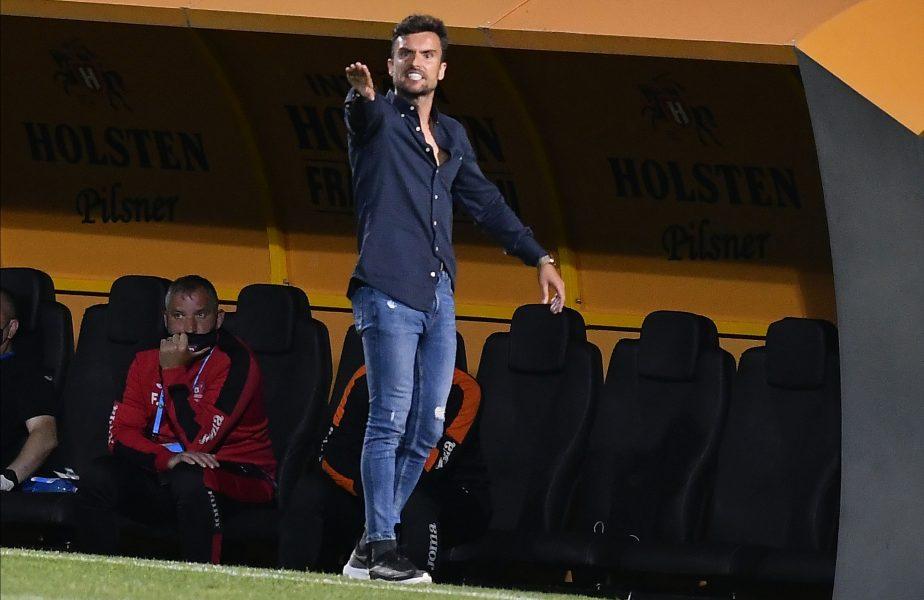 Hermannstadt – Academica Clinceni 0-1. 3 victorii consecutive pentru ilfoveni. Ruben Albes rămâne fără punct în Liga 1