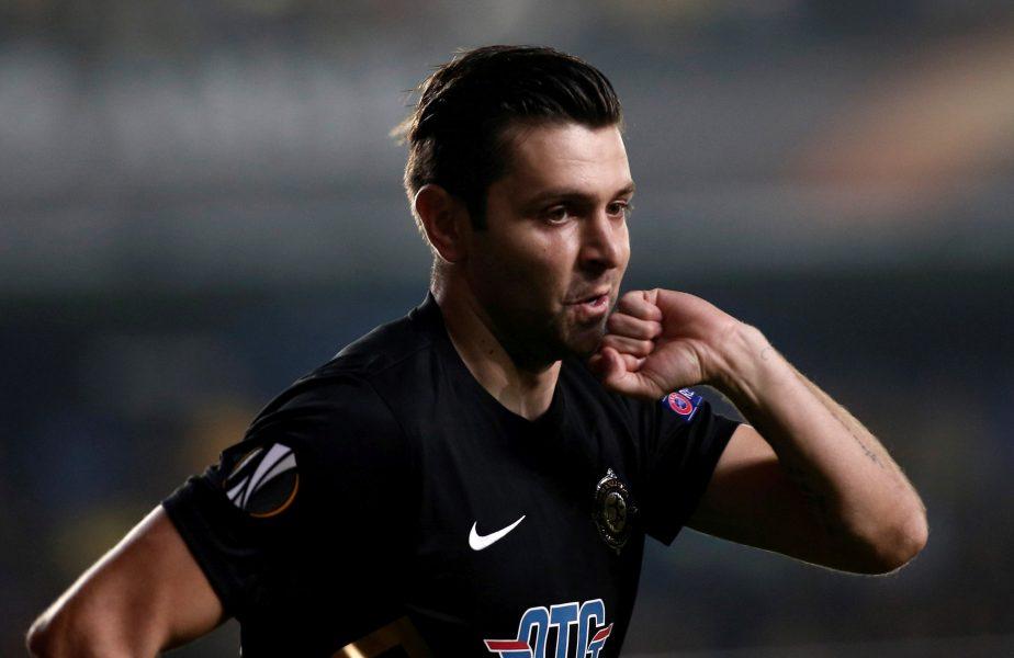 Veşti bune pentru Rădoi! Raul Rusescu, încă un gol în Turcia. Şi Moţi a marcat pentru Ludogoreţ