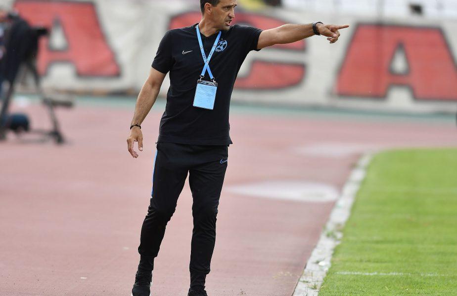 """Cea mai dură măsură luată de Bogdan Vintilă la FCSB! A interzis un jucător la echipă: """"Dacă va reveni, nu va face antrenament cu noi"""""""