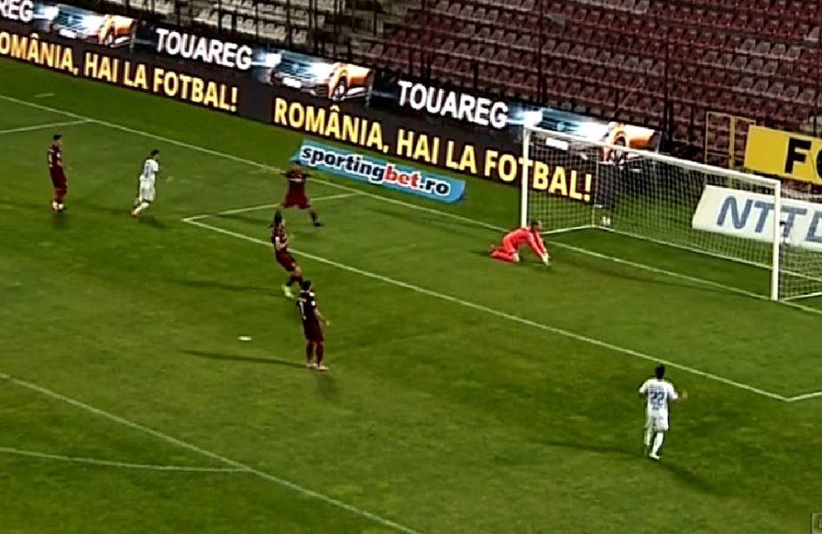 CFR Cluj – Craiova 2-3. Spectacol total în Gruia! Derby de cinci stele. Oltenii au relansat lupta pentru titlu după o super prestație a puștilor Mihăilă și Cicâldău