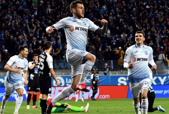 """Alexandru Cicâldău, arogant după un meci uriaş în Gruia: """"Trebuie să vizionăm partida. Nu e normal să conducem cu 2-0 şi să fim egalaţi"""""""