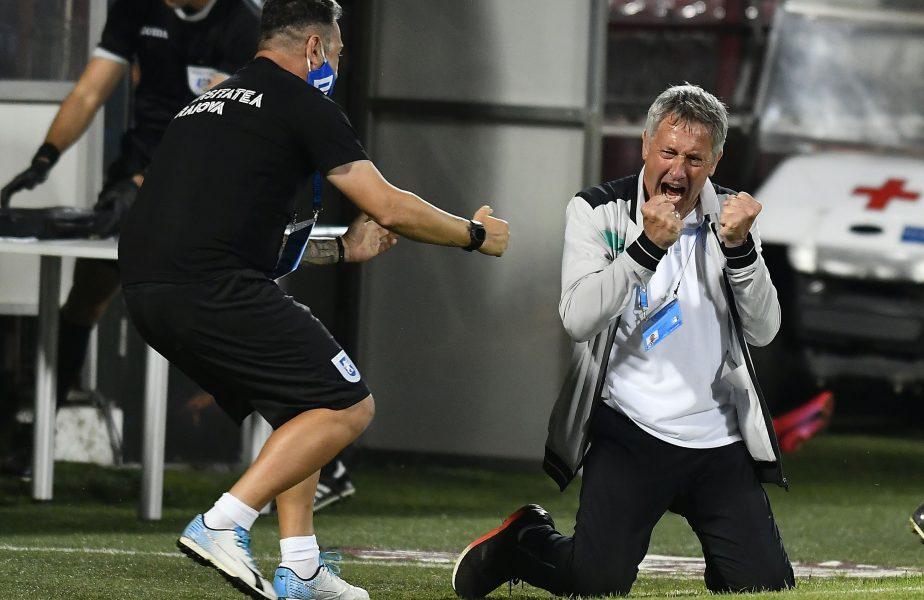 Craiova, lovitură de senzație pentru rivalele din Liga 1! Ce super jucător poate ajunge în Bănie