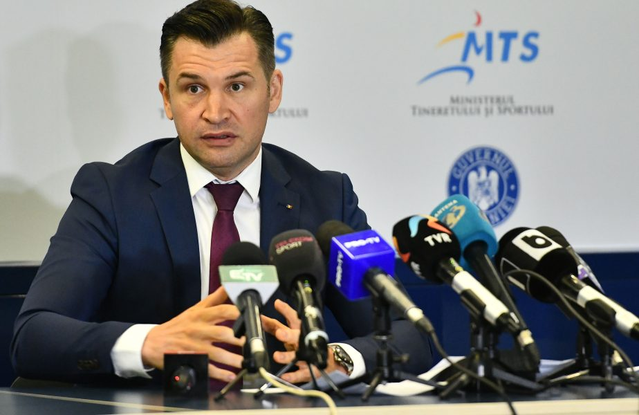 """Ionuț Stroe a anunțat de când vor reveni spectatorii în tribune. """"Atunci va fi momentul"""""""