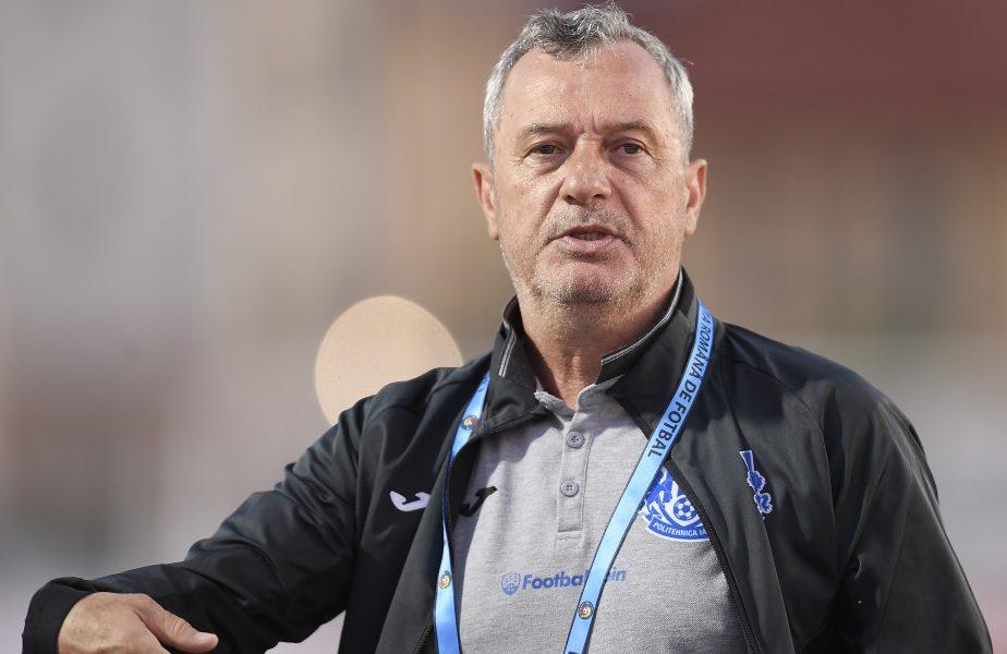 Poli Iași-Hermannstadt 2-3. Meci spectaculos în Copou. Ruben Albes îl învinge pe Mircea Rednic