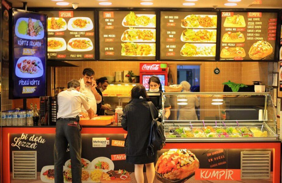 Pandemia schimbă preţurile. Surpriză de proporţii pentru turiştii ajunşi în Turcia. Au plătit 48 de euro pentru un kebab!