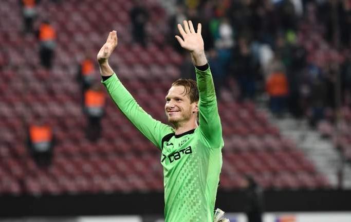 Ce lovitură a dat CFR Cluj în lupta pentru titlu! Arlauskis rămâne până la finalul sezonului
