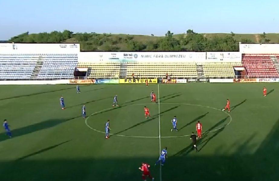 FC Voluntari-Chindia Târgoviște 2-0.  Ilfovenii ajung la cinci victorii la rând și sunt pe doi în play-out. Săndoi, debut cu stângul pe banca Chindiei