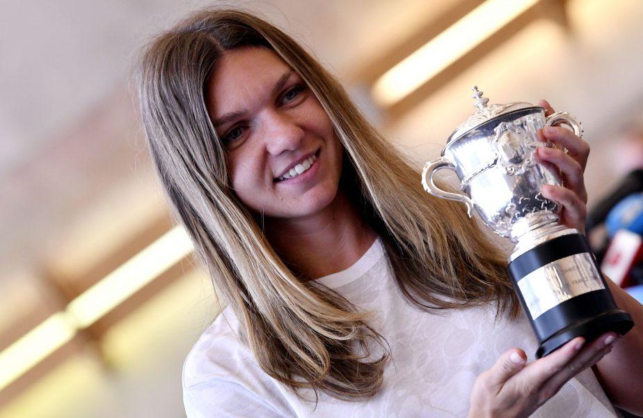 Veste fabuloasă pentru Simona Halep! Ce se întâmplă cu turneul de la Roland-Garros