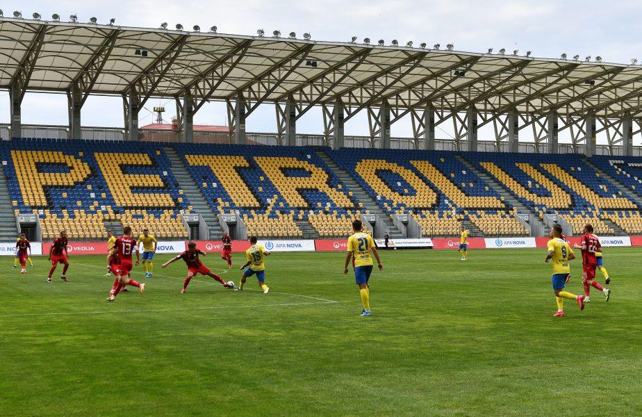Lovitură de proporții pentru Petrolul Ploiești! Ce se întâmplă cu clubul prahovean dacă nu va promova în Liga 1