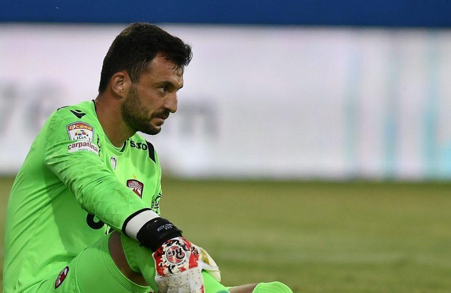 Blestemul lui Straton! Reuşeşte goalkeeper-ul lui Dinamo să evite retrogradarea?