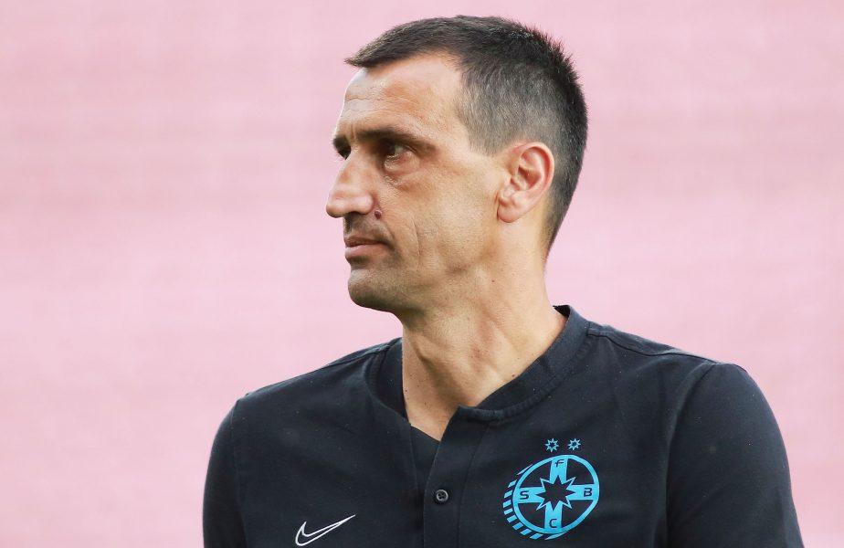 """Bogdan Argeş Vintilă, ţeapă de zile mari! Dezvăluirile făcute de fostul antrenor al FCSB: """"Au făcut manevră! Cea mai scumpă achiziție a mea!"""""""
