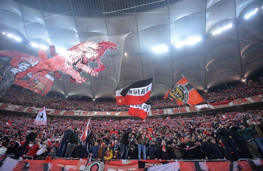 """Fanii lui Dinamo și-au găsit favoritul! Mesaj clar pentru jucătorii lui Mihalcea: """"Nu cedăm! Începem să creștem"""""""