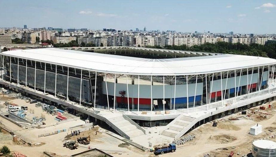 Arată senzaţional! Stadionul Steaua, aproape de finalizare