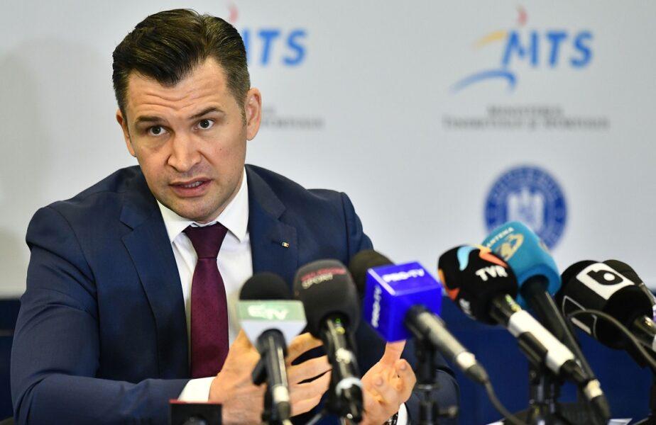 Ajutor pentru cluburile din România. Pot primi 200.000 de euro din fonduri europene. Anunţul lui Stroe!