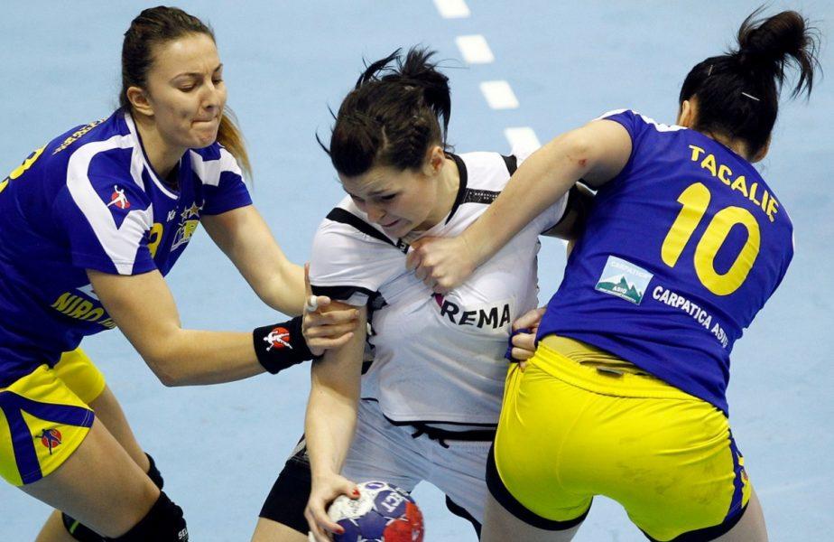 Probleme în Bănie. O handbalistă de la SCM Craiova a fost testată pozitiv cu Covid-19