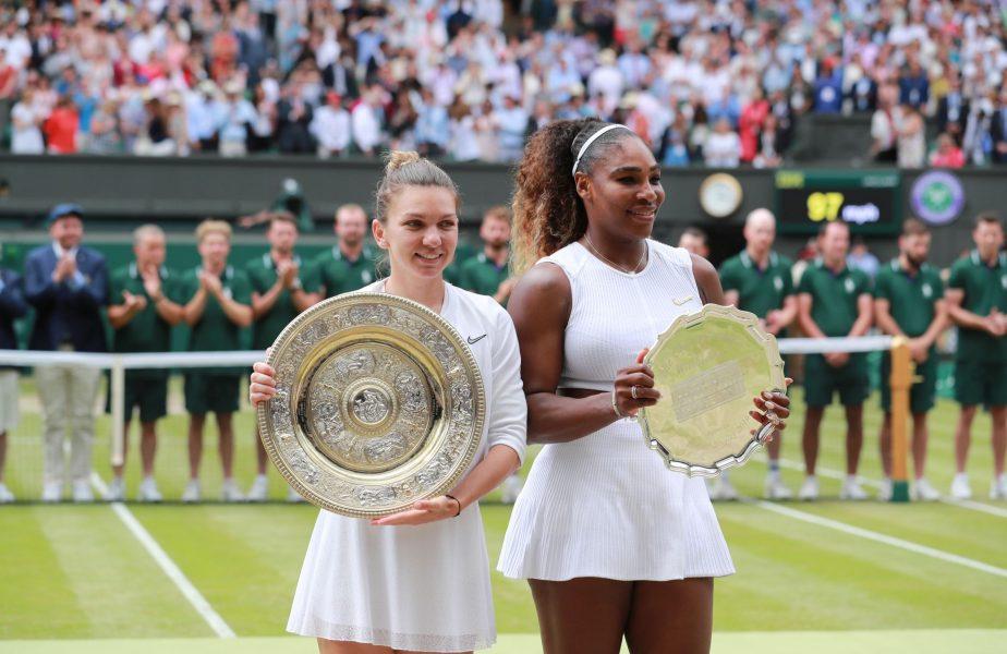 """Simona Halep, emoţii uriaşe după ce a spulberat-o pe Serena în finala de la Wimbledon: """"Am fost foarte stresată"""""""