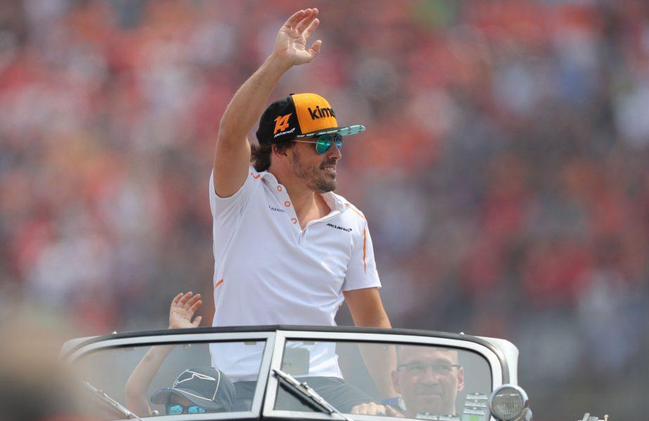 """Fernando Alonso revine în Formula 1: """"Este o mare mândrie și o mare emoție să mă întorc"""""""