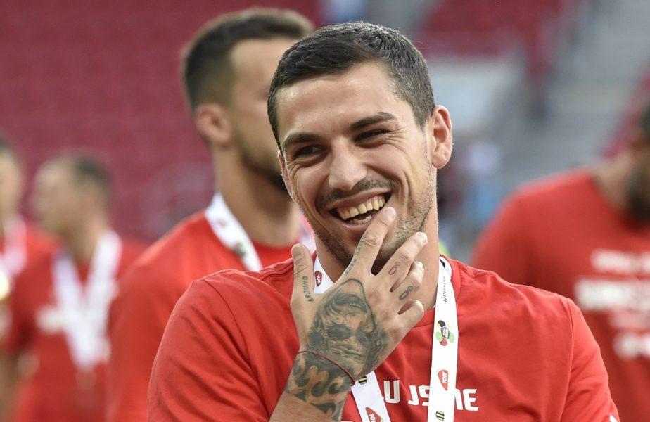 Un român, considerat de Nicolae Stanciu cel mai bun fotbalist alături de care a jucat. Pe locul 2 se află un star de la Leicester