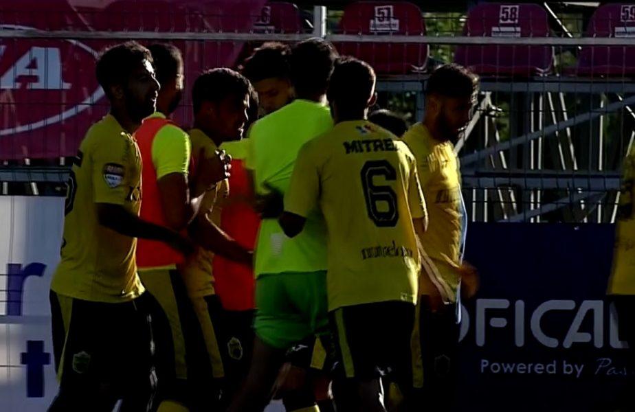 Meci nebun, cu şapte goluri, în Liga 2. Liderul UTA a pierdut, acasă, cu Turris! Cum arată clasamentul