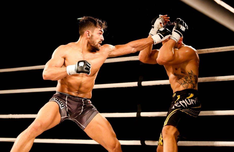 Un român face spectacol în cuşcă. Va lupta, la Abu Dhabi, într-una dintre cele mai tari promoţii!