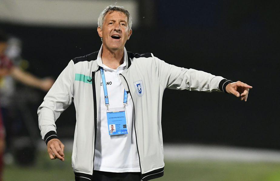 """""""Nu va fi uşor cu FCSB!"""" Avertismentul lui Bergodi înaintea derby-ului şi planul pentru finalul de sezon: """"Va fi ca un vis pentru mine"""""""