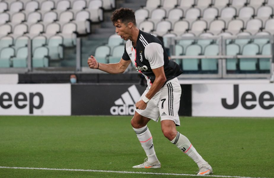 Cristiano Ronaldo, un nou obiectiv uluitor la 35 de ani! Speră la Gheata de Aur, după ce a dat două goluri cu Atalanta