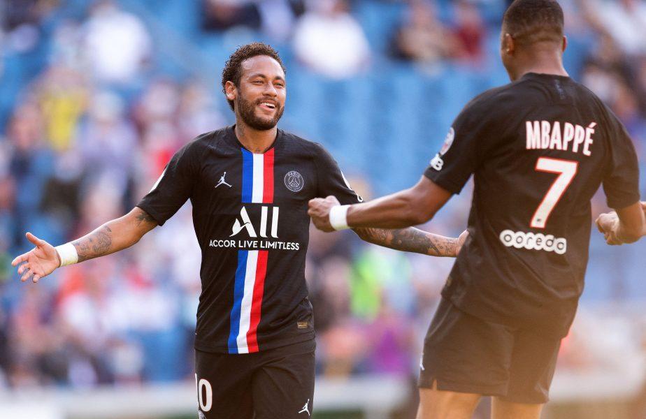 PSG și-a demolat adversara la primul meci după pandemie. Show total cu Neymar, Icardi și Mbappe