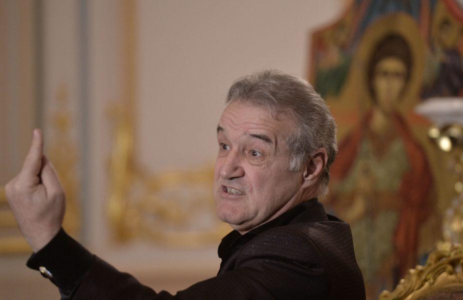 """Gigi Becali, scos din minţi de patronul Craiovei: """"Băi, Rotarule, nu te atingi tu acum nici de unghia mea mică! Să tacă din gură când vine vorba de mine"""""""
