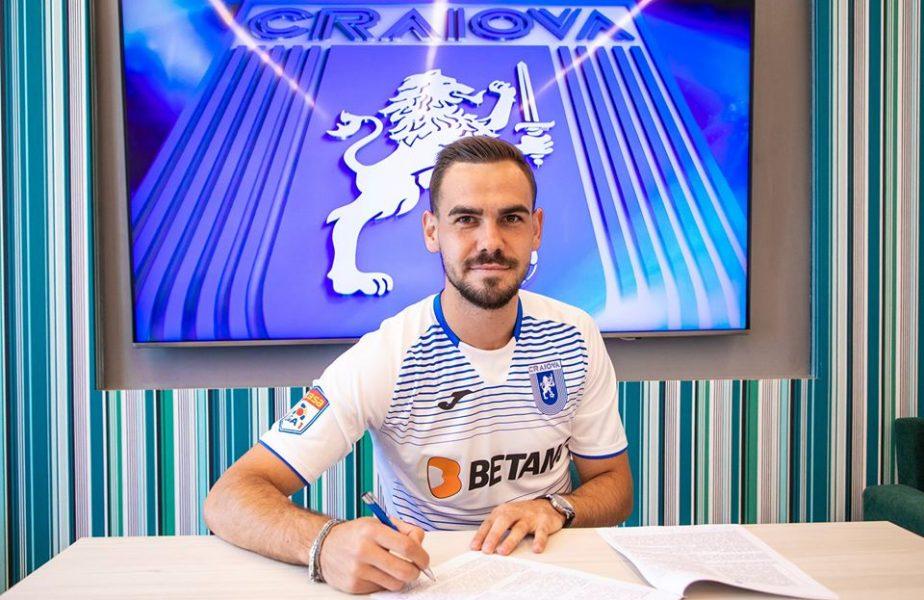 """NEWS ALERT   Lovitură de proporţii dată de Craiova! Elvir Koljic şi-a prelungit contractul: """"'Dragonul' nostru a semnat"""""""
