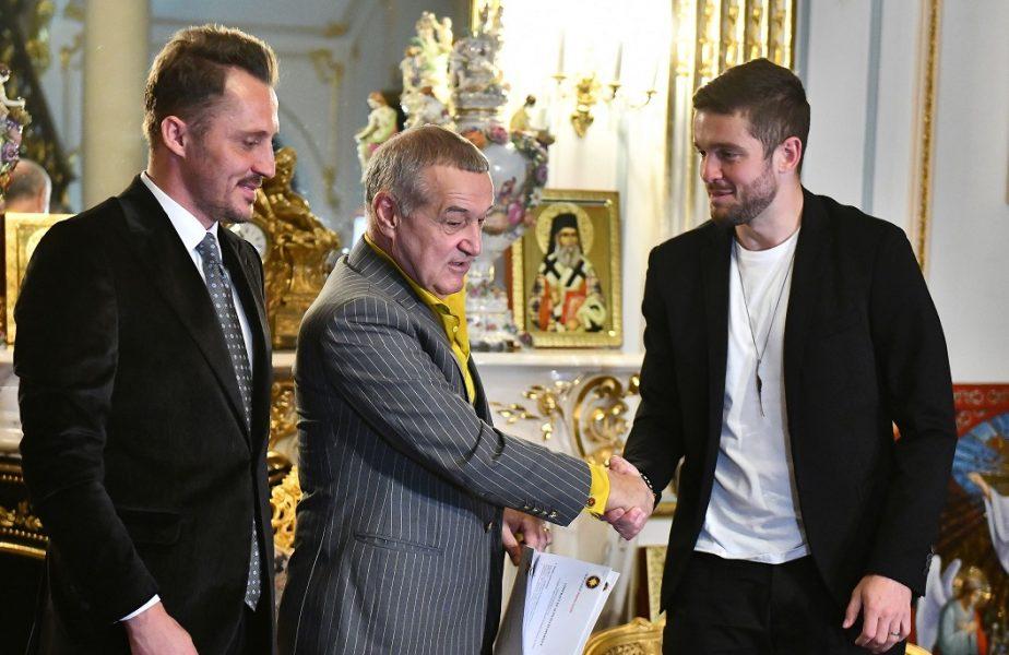 "Becali l-a adus la FCSB pe ""noul Balint""! Reacţia campionului de la Sevilla"