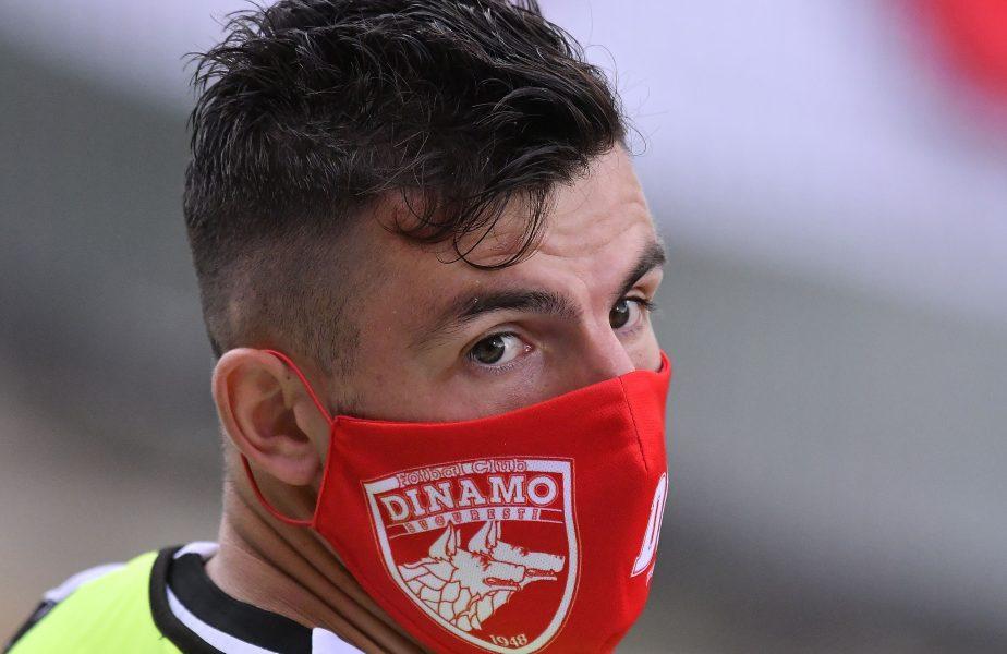 Cutremur la Dinamo! Şase jucători au fost testaţi pozitiv cu coronavirus! Popescu şi Grigore, pe listă. Meciul cu Chindia se va amâna