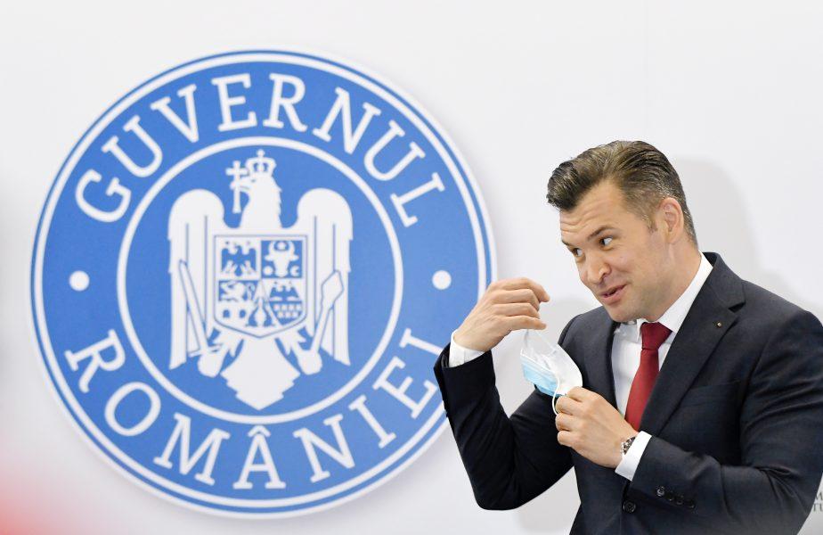 """Ionuţ Stroe, mesaj pentru sportivi după focarul de infecţie de la Dinamo. """"Recomand reintrarea în izolare"""""""