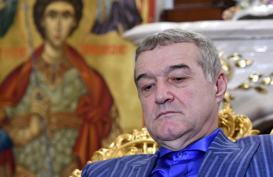 """Gigi Becali, solicitare fermă către ministrul Ionuţ Stroe. """"Deschideţi stadioanele, oricum ne îmbolnăvim cu toţii"""""""