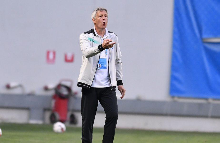 """Cristiano Bergodi surprinde înaintea derby-ului de pe Arena Naţională. """"Poate să câştige şi CFR Cluj. Nu contează!"""""""