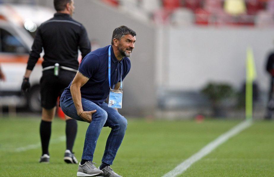 """Mihalcea trage semnalul de alarmă. """"La Dinamo e imposibil să aliniezi o echipă, nu văd rezolvare!"""". Motivul incredibil pentru care a fost demis"""