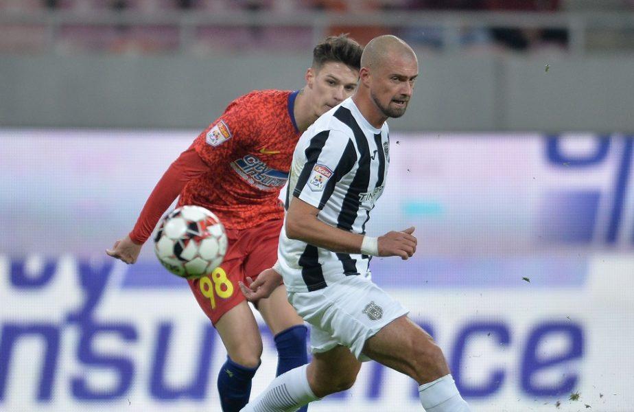 EXCLUSIV | Gabi Tamaș, între doi granzi din Liga 1! Condiția ca jucătorul să semneze cu Dinamo