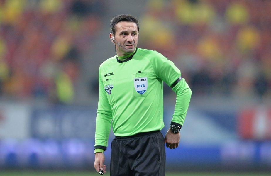 Faze controversate în Sepsi – FCSB! Ambele echipe au cerut penalty