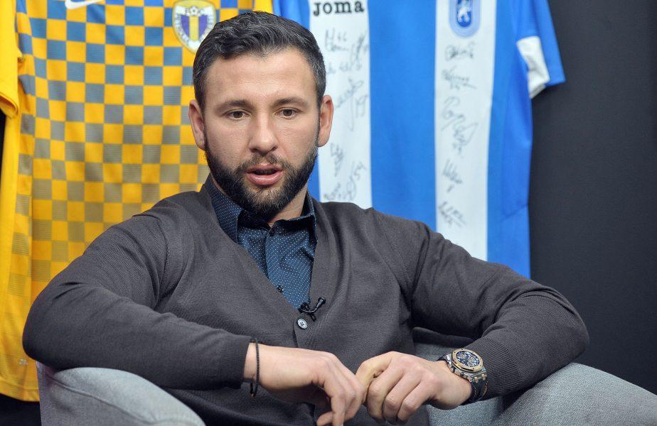 """Decizia lui Mircea Lucescu de a semna cu Dinamo Kiev l-a şocat pe Raţ: """"Nu puteam să mă duc acolo! Am Şahtior în ADN"""""""