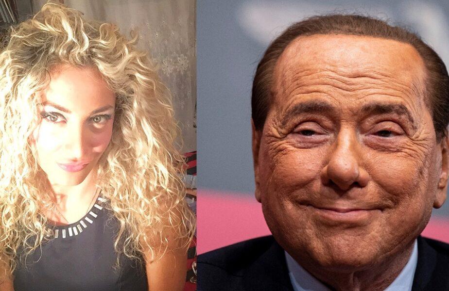 Ea este noua iubită a lui Silvio Berlusconi. Tânăra de 30 de ani l-a convins pe miliardar să plătească o avere pentru a divorţa