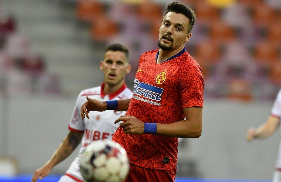 """Adrian Petre, sfătuit de o legendă a roş-albaştrilor să îşi caute echipă. """"Îi va fi greu să-şi revină la FCSB. Să plece!"""""""