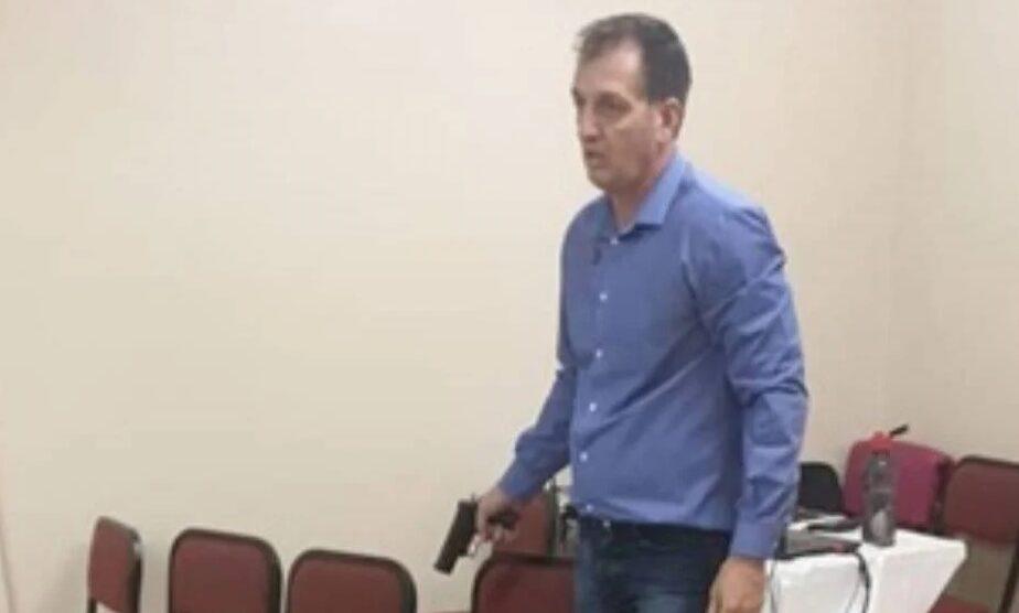 Pieter a împuşcat mortal doi hoţi care jefuiau o biserică. Decizia luată de oamenii legii