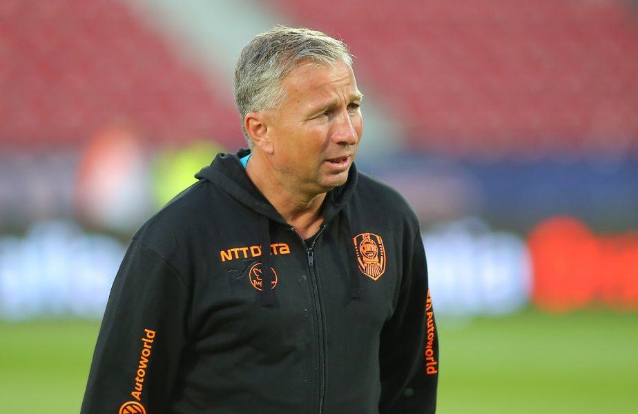 CFR Cluj i-a găsit înlocuitor lui Dan Petrescu. Are totuşi probleme în a-l convinge să vină în Gruia. Anunţul făcut în A Bola