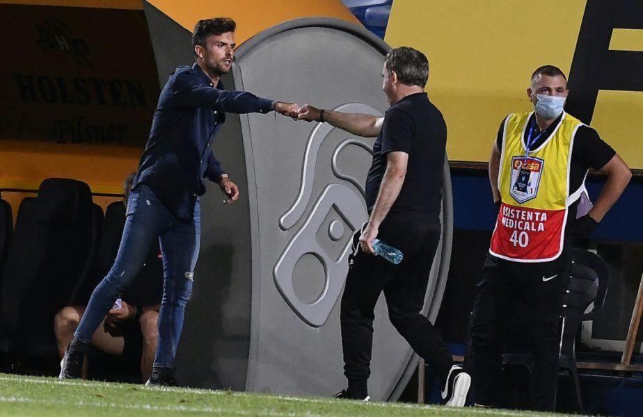 Hermannstadt – Viitorul 2-0. Hagi, învins de Ruben Albes. Stoica şi Debeljuh au înscris golurile victoriei