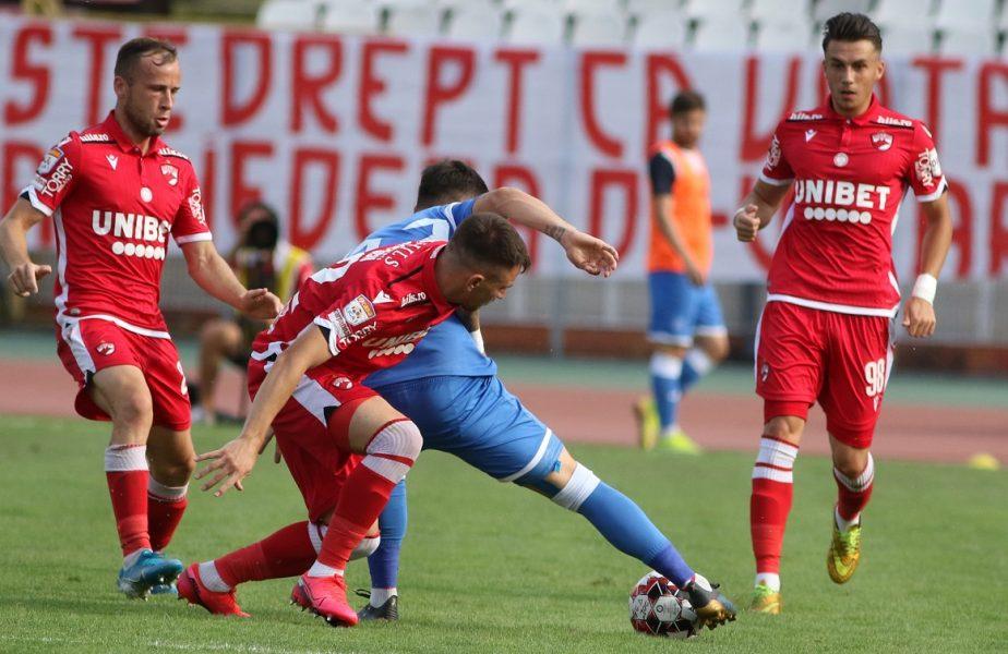 Program infernal pentru Dinamo. Alb-roşiii vor disputa 7 meciuri în 18 zile din cauza pandemiei