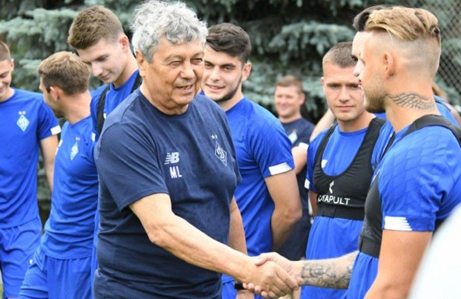 VIDEO | Mircea Lucescu s-a întâlnit cu noii săi jucători. Cum a decurs primul antrenament condus de român şi reacţia patronului