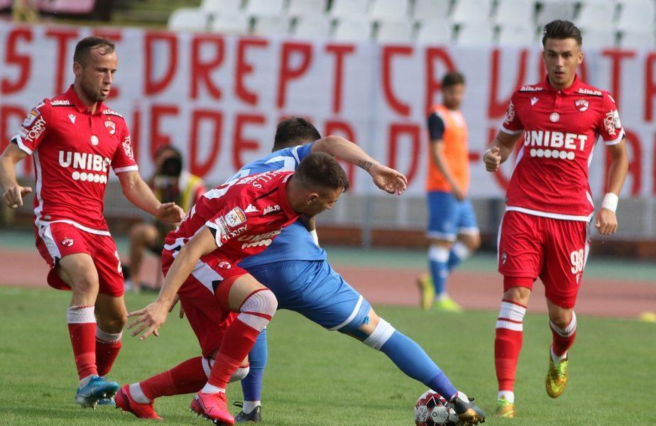 Măsuri draconice luate de Dinamo după focarul de COVID-19! Ce se va întâmpla cu jucătorii