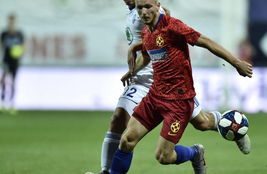 """Panţîru, mai sincer ca niciodată după înfrângerea cu CFR Cluj: """"A fost un antrenament defensiv!"""" Ce a spus de lupta la titlu"""