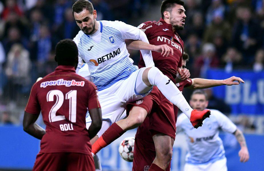 Scenariul care dinamitează fotbalul românesc! Singurul rezultat în care Astra – Craiova va conta în lupta la titlu. Toate calculele sunt aici