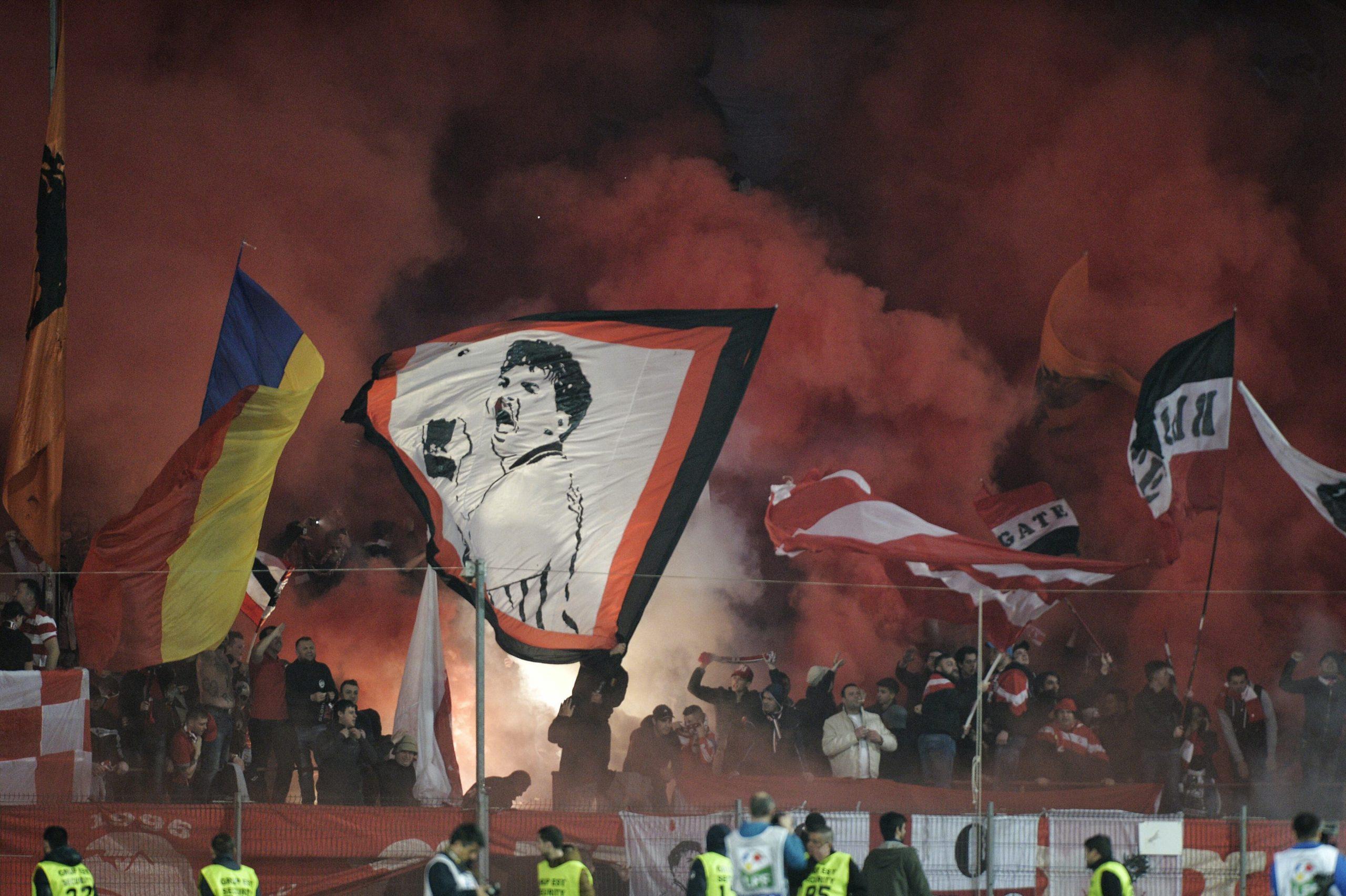 """Peluza Cătălin Hîldan, anunţ categoric după ce s-a cerut insolvenţa lui Dinamo: """"Știm să îndulcim otrava! DDB înseamnă curaj, asumare, responsabilitate, onestitate, suferință și forță"""""""