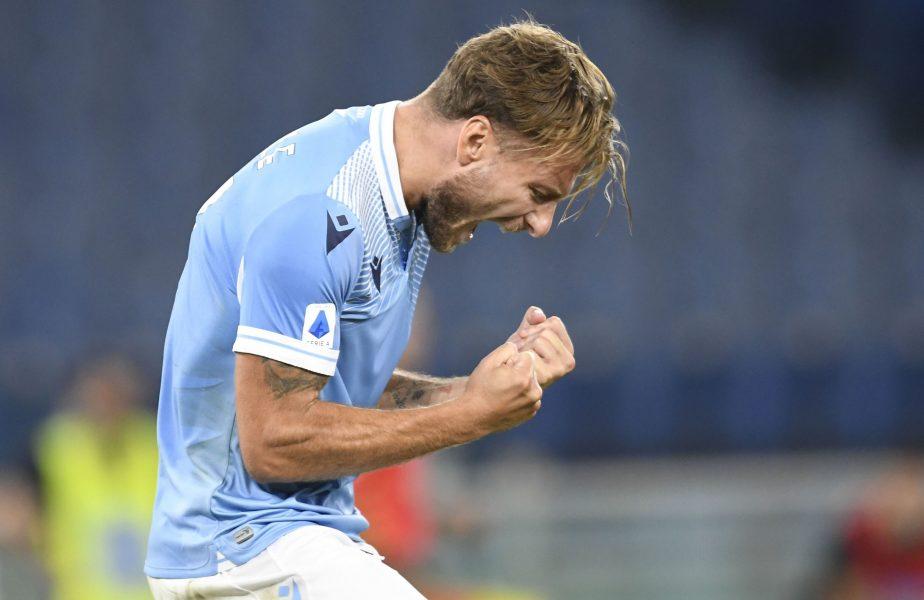 A fost anul lui Ciro Immobile! A egalat recordul uriaş al lui Gonzalo Higuain, în Serie A, şi a câştigat Gheata de Aur